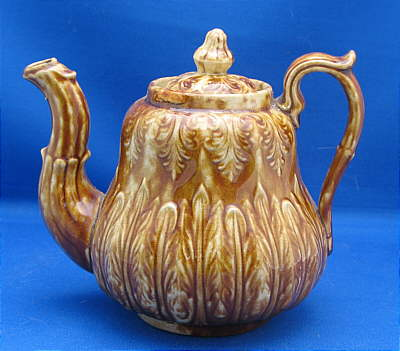 Accessories<br>Archives<br>SOLD   Rare Bennington Tea Pot
