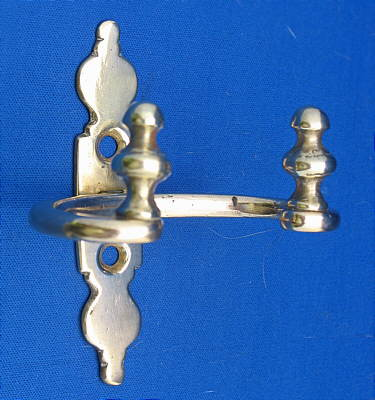 Metalware<br>Archives<br>Double Jamb Hook