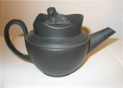Accessories<br>Archives<br>SOLD   A CHARMING BASALT ONE-CUP TEAPOT