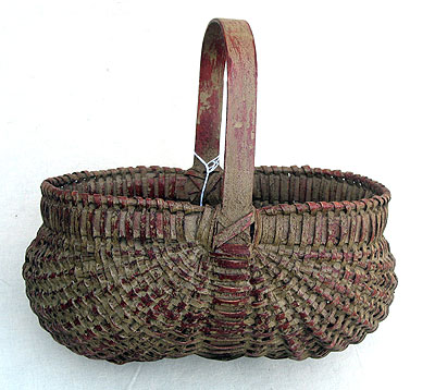 Accessories<br>Accessories Archives<br>SOLD   Small Buttocks Basket