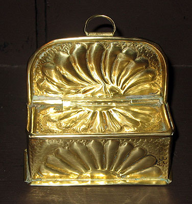 Metalware<br>Other<br>SOLD  Brass Matchbox