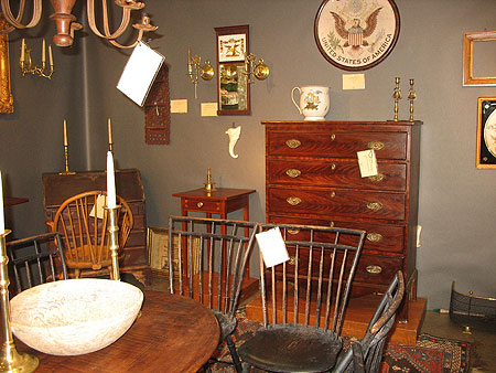 Booth Pics<br>Recent Shows<br>The Original York Antiques Show February 2013