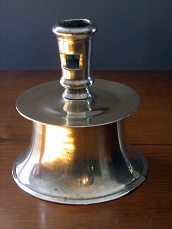 Metalware<br>Archives<br>Dutch Capstan Candlestick