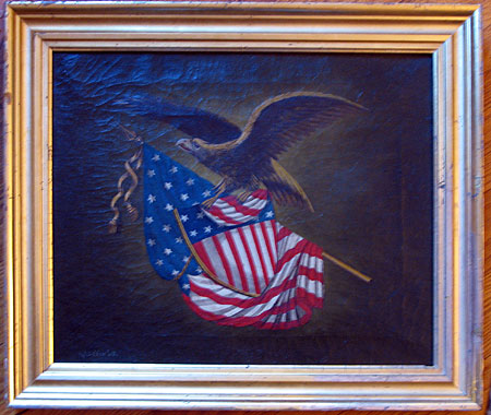 Paintings<br>Archives<br>SOLDWilliam Henry Coffin, Nantucket Patriot