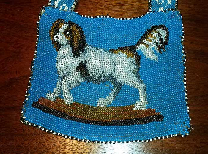 Accessories<br>Accessories Archives<br>Beaded King Charles Spaniel