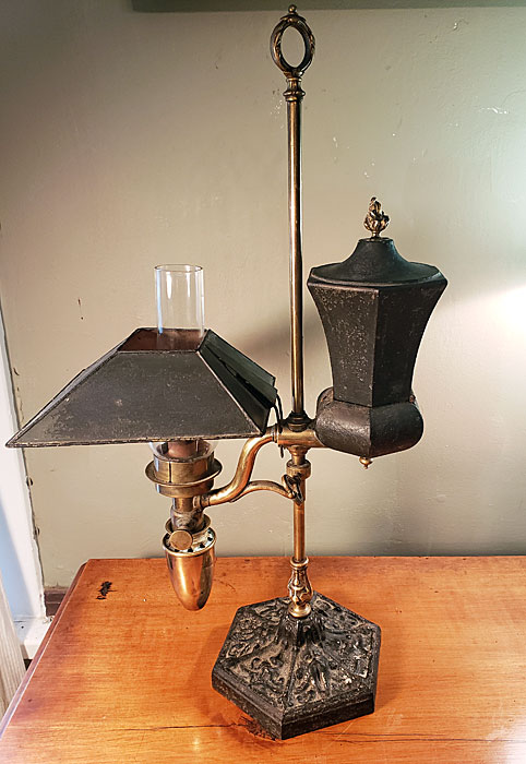 Just In<br>French Lamp