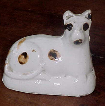 Ceramics<br>Ceramics Archives<br>SOLD   Bovey Tracey Cat