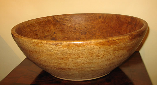 Accessories<br>Accessories Archives<br>SOLD   American Burl Bowl