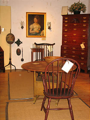 Booth Pics<br>Booths of the Past<br>Brandywine River Museum Antiques Show