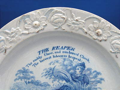Accessories<br>Archives<br>SOLD   The Reaper Child's Plate