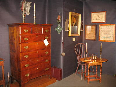 Booth Pics<br>Booths of the Past<br>Peabody Essex Museum, Salem