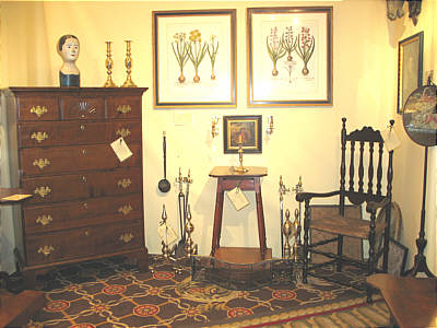 Booth Pics<br>Booths of the Past<br>The Washington Antiques Show, January 2008