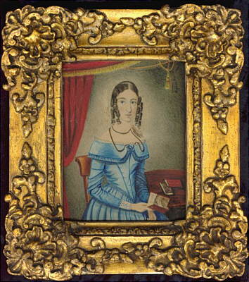 Paintings<br>Archives<br>Plain Jane in a Fancy Frame