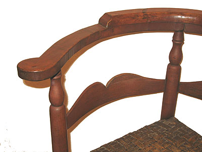 Furniture<br>Furniture Archives<br>SOLD An 18th Century Corner Chair