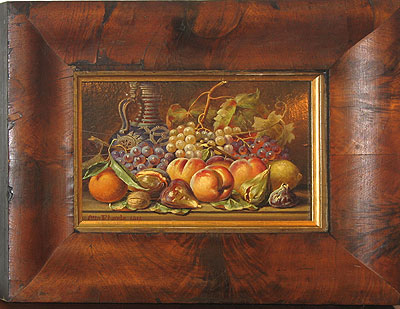 Paintings<br>Archives<br>SOLD  A Still Life Painting of Small Size