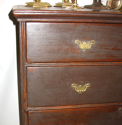 Furniture<br>Furniture Archives<br>SOLD   A FINE DIMINUTIVE WILLIAM & MARY CHEST