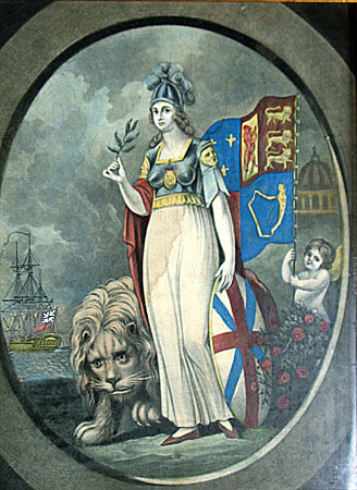 Accessories<br>Archives<br>SOLD  Set of Four Prints of Great Britain