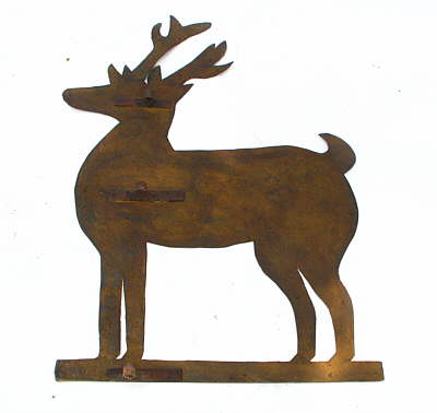 Accessories<br>Accessories Archives<br>SOLD   Stag Weathervane