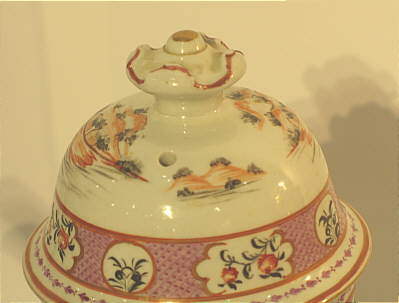 Accessories<br>Archives<br>SOLD   A Newhall (?) Porcelain Coffee or Tea Pot