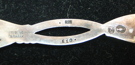 Jewelry<br>SOLD  Georg Jensen Pin