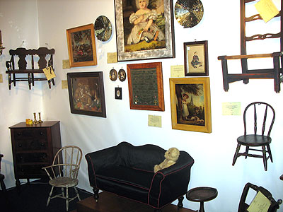 Booth Pics<br>Booths of the Past<br>Litchfield County Antiques Show in Kent, CT June 25-26 2011