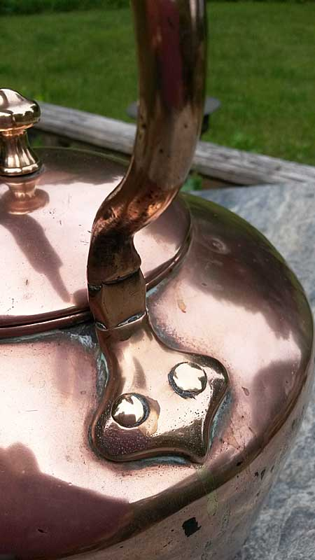 Metalware<br>Archives<br>Copper Kettle