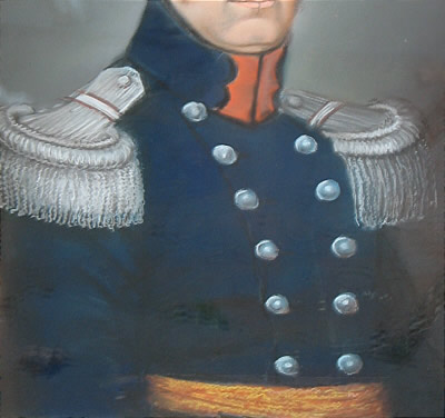 Accessories<br>Archives<br>Portrait of Dutch Officer