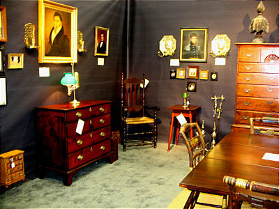 Booth Pics<br>Booths of the Past<br>Antiques In Alexandria