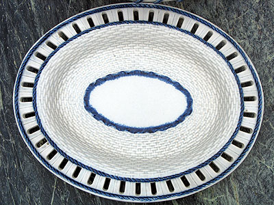 Accessories<br>Archives<br>SOLD   A Pair of Pearlware Baskets and Undertrays