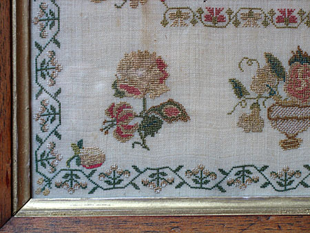 Accessories<br>Archives<br>Mary Belton's Sampler