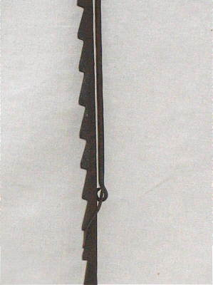 Metalware<br>Archives<br>18th Century Trammel Lamp
