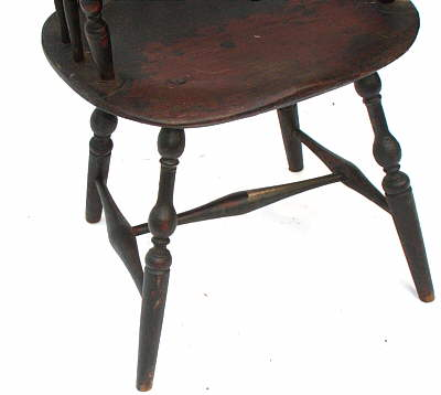 Furniture<br>Furniture Archives<br>SOLD  Connecticut Windsor Chair