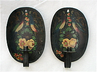 Lovely pair of Ballroom Sconces