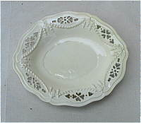 Creamware Serving Dish