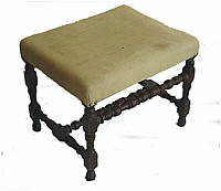 17th Century Turned Stool