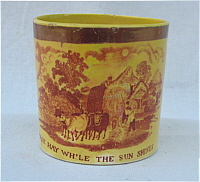 SOLD    Canary Child's Mug