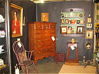 The Original York Antique Show, Winter 2008