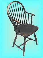 SOLD  Philadelphia Windsor Chair