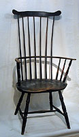 SOLD  Comb-Back Windsor Armchair