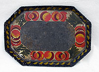 SOLD  Tole Tray