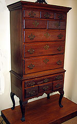 SOLD    A Child's Highboy