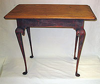 SOLD A Wonderful Tea Table