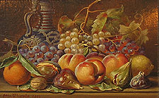 SOLD  A Still Life Painting of Small Size