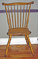SOLD  A Windsor Fanback Side Chair