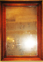 SOLD Pennsylvania Tiger Maple Mirror
