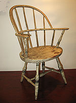 SOLD  A Child's Windsor Chair