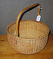 SOLD Nantucket Basket