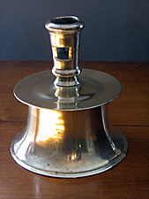 Dutch Capstan Candlestick
