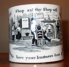 Keep Thy Shop and Thy Shop Will Keep Thee