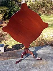 Miniature Tilt-top Tea Table